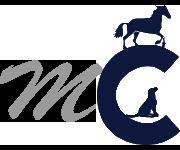 Mélissa Chavanne – ostéopathe pour animaux Logo