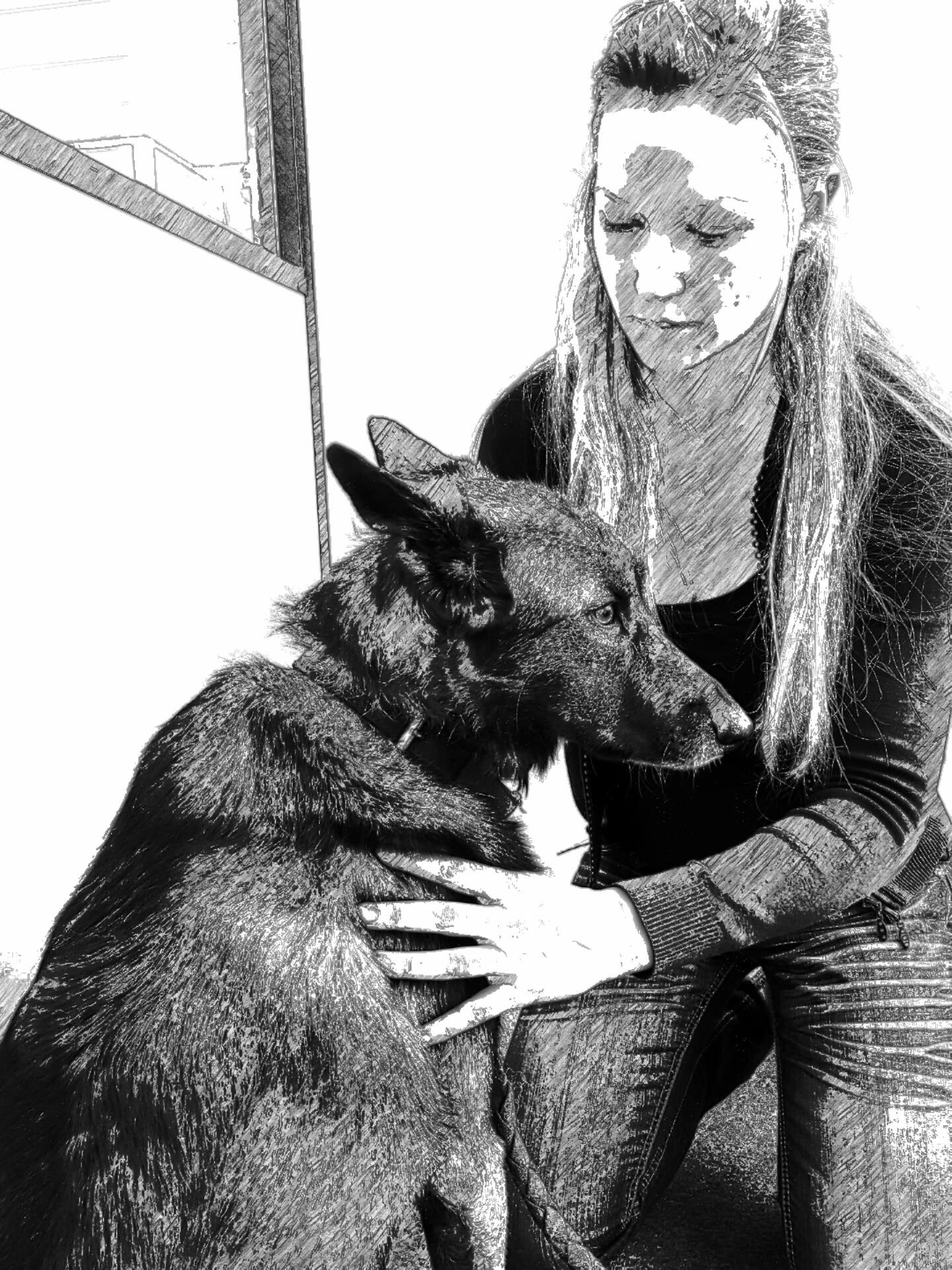 présentation- Mélissa Chavanne ostéopathe pour animaux